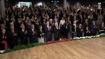 Avezzano (AQ) - Mattarella alla cerimonia per il 750° anniversario della Battaglia di Tagliacozzo (07.06.19)