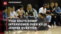 Tyga Will Not Answer Kylie Jenner Questions