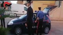 Spaccio di droga e furti tra Brindisi e Lecce 10 arresti (06.07.19)