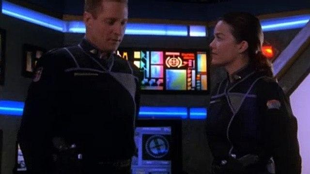 Babylon 5 Season 4 Episode 13 Rumors, Bargains and Lies