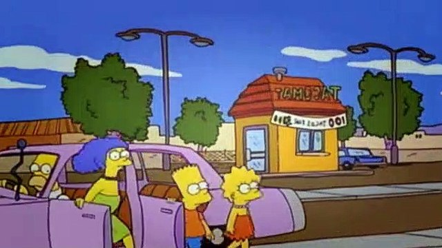 The Simpsons Season 7 Episode 15 Bart the Fink
