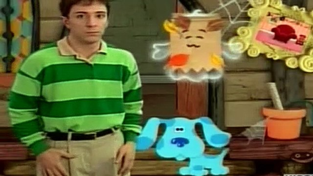 Blues Clues Season 3 Episode 30 - Blue's Big Costume Party