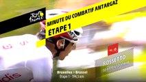 La minute du combatif Antargaz - Étape 1 - Tour de France 2019