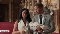 Prince Harry And Meghan Markle Just Released Photo Of Baby Archie's Christening