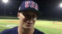 Tanner Allen Repping Team USA