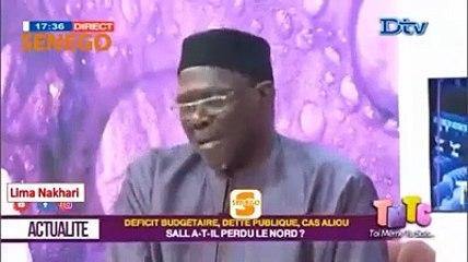 SÉNÉGAL-Moustapha Diakhaté , proche du président, ouvre le fEu sur Macky Sall, son frére Aliou SALL ET FRANCK tIMIS.