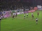 09/01/93 : Majid Musisi (51') : Rennes - Guingamp (3-0)