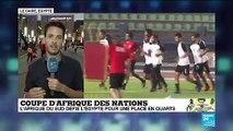 CAN-2019 : L'Egypte grande favorite face à l'Afrique du Sud en huitièmes