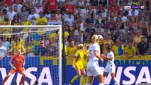 2019 FIFA Women's World Cup - England 1 Sweden 2: Lionesses stung by early double