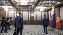 """Kırgızistan ile AB """"ortaklık ve iş birliği anlaşması"""" konusunda uzlaştı"""