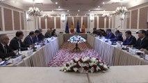 Kırgızistan ile AB 'ortaklık ve iş birliği anlaşması' konusunda uzlaştı - BİŞKEK