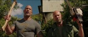 Fast and Furious: Hobbs & Shaw - final Trailer - Dwayne Johnson, Jason Statham  HD