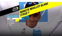 La minute Maillot Blanc Krys - Étape 1 - Tour de France 2019
