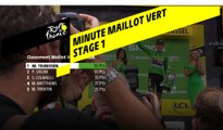 La minute Maillot Vert ŠKODA - Étape 1 - Tour de France 2019
