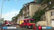 Poitiers : un incendie fait un mort et 14 blessés