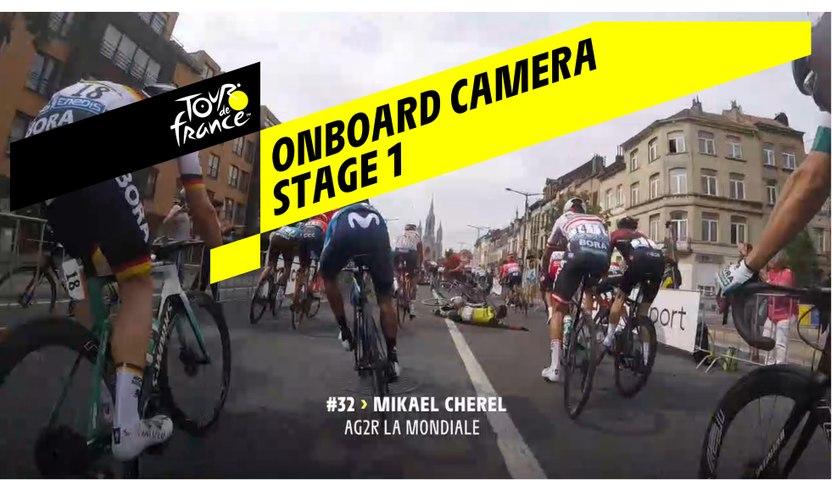 Onboard camera - Étape 1 / Stage 1 - Tour de France 2019