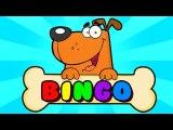 Karaoke for Kids - Bingo Dog - Nursery Rhymes - Kids Songs - Cartoon Animation for Children