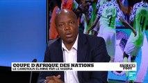 """CAN-2019 : """"Élimination logique du Cameroun"""" face au Nigeria en huitièmes"""