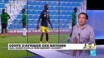 CAN-2019 : Le Cameroun éliminé : quel avenir pour la paire Seedorf - Kluivert ?
