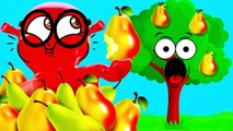 I Had a Little Nut Tree - nursery rhyme - video song - a new cartoon for kids