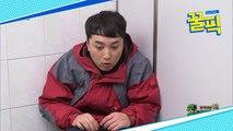 '전참시' 황제성, 바지에 큰 일 치룬 연기 열연 '세상 긴박'