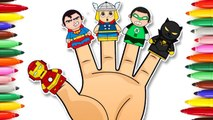 Learn Drawing with Superheroes - other easy drawings - HooplaKidz Doodle