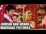 Iss Pyaar Ko Kya Naam Doon: Khushi and Arnav marriage pictures