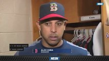 Alex Cora Hoping Red Sox Can Enter All-Star Break On 'Strong' Note