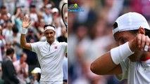 """Wimbledon 2019 - Lucas Pouille : """"J'ai des petites occasions où je peux peut-être faire un peu mieux"""""""