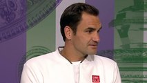 Wimbledon 2019 - Roger Federer equals Jimmy Connors and waits for Matteo Berrettini