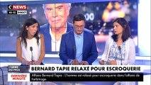 Bernard Tapie relaxé pour escroquerie dans l'affaire de l'arbitrage sur son contentieux avec le Crédit Lyonnais