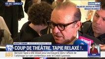 """Malgré la relaxe de Bernard Tapie, son avocat considère que """"ce n'est pas fini"""""""