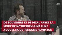 Mort de Luke Perry : les acteurs de Riverdale lui rendent homm...