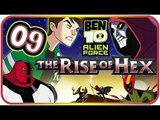 Ben 10: The Rise of Hex Walkthrough Part 9 (Wii, X360) Level 14 & 15