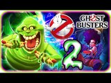 Ghostbusters 2016 Walkthrough Part 2 (PS4, XB1, PC) Co-Op No Commentary