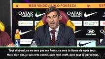 """Fonseca : """"Construire une équipe très ambitieuse"""""""