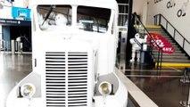 Découvrez l'Auvergne: La Micheline Type 51 à l'Aventure Michelin de Clermont-Ferrand (63)