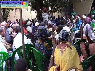 AG de l'UFDG à Labé, le député Cellou Baldé dénonce la dictature du gouverneur Madifing Diané