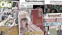 L'expulsion de Lionel Messi fait les gros titres en Argentine, le coup de fil entre Matthijs de Ligt et Maurizio Sarri
