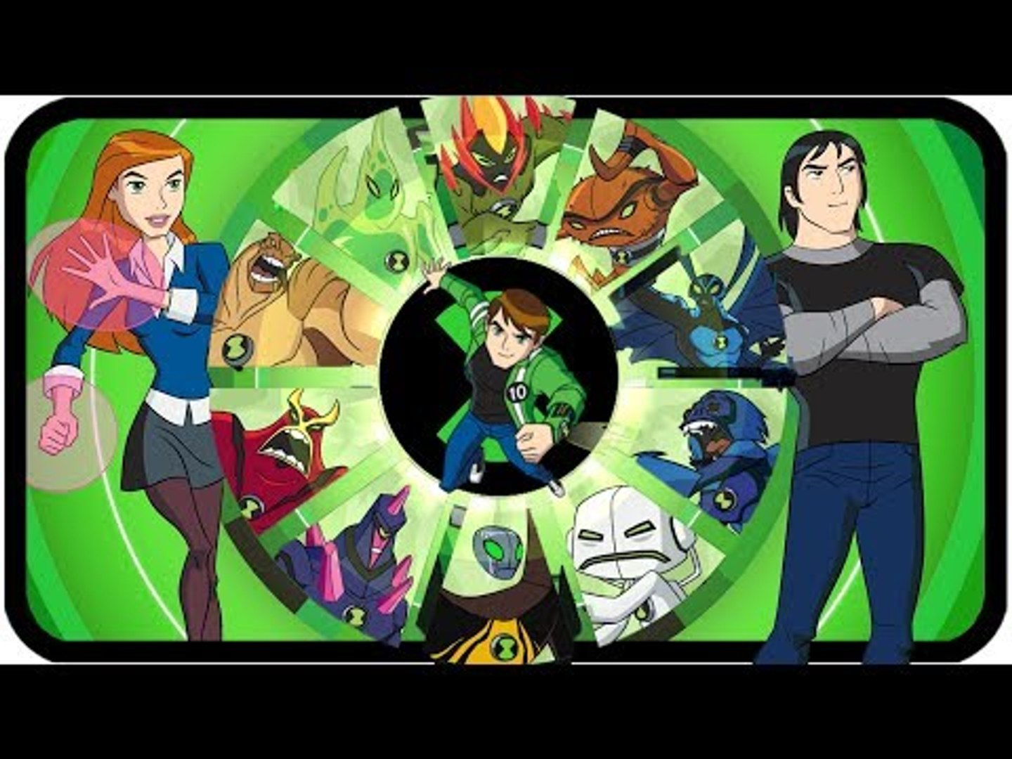 Top 12 Ben 10 Alien Force The Rise Of Hex Games To Play
