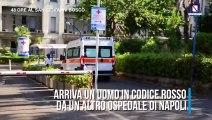 Napoli - 48 ore di straordinario lavoro che viene svolto al San Giovanni Bosco (07.07.19)
