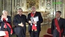 Napoli - Il Premio San Gennaro assegnato ad Areniello, De Iesu e Mirone (06.07.19)