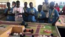 Compétition pan-africaine de robotique 2019 - Sabs se distingue