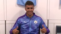 Rodri signs...Welcome to Manchester