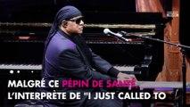 Stevie Wonder malade : le chanteur obligé de subir une greffe de rein