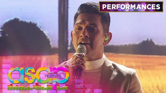 "Gary Valenciano sings his rendition of ""Hawak Kamay"" | ASAP Natin 'To"