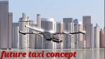 Our future taxi concept | technology is in the progress