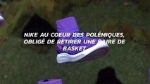 Nike au coeur des polémiques obligé de retirer une paire de basket