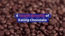 Good Reasons To Eat Chocolate