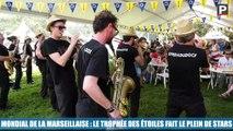 Mondial La Marseillaise : Tex, Zize, Jackson Richardson... le Trophée des étoiles fait le plein de stars